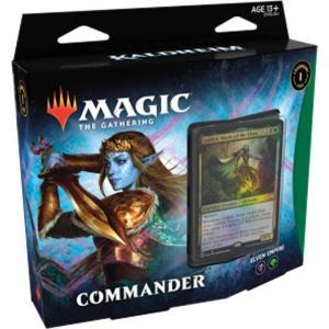Magic, Kaldheim, Commander Deck: Elven Empire [Svart / Grön]