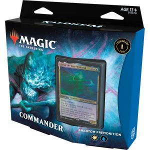 Magic, Kaldheim, Commander Deck: Phantom Premonition [Vit / Blå]