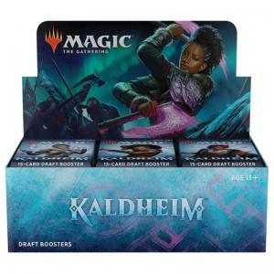 Magic, Kaldheim, Draft Booster Display