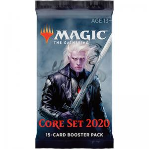 Magic, Core Set 2020, 1 Booster