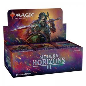 Magic, Modern Horizons 2, Draft Booster Display