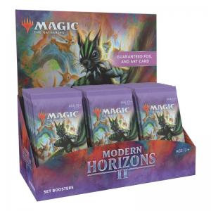 Magic, Modern Horizons 2, Set Booster Display