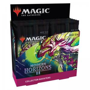 Magic, Modern Horizons 2, Collector Booster Display