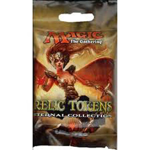 Magic, Ultra Pro - Relic Tokens, Eternal Collection - Booster