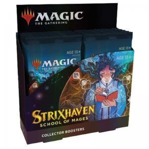 FÖRKÖP: Magic, Strixhaven: School of Mages, Collector Booster Display (Preliminär release 23:e april 2021)