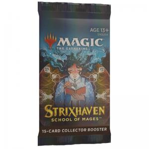 Magic, Strixhaven: School of Mages, Collector Booster, 1 Booster