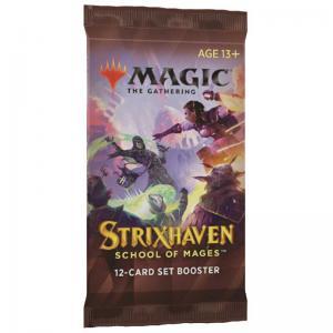 Magic, Strixhaven: School of Mages, 1 Set Booster