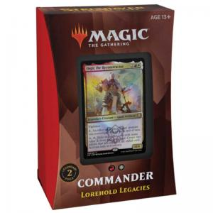 Magic, Strixhaven: School of Mages, Commander Deck: Lorehold Legacies [Red / White]