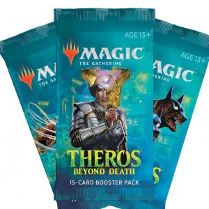 Magic, Theros Beyond Death, 3 Boosters