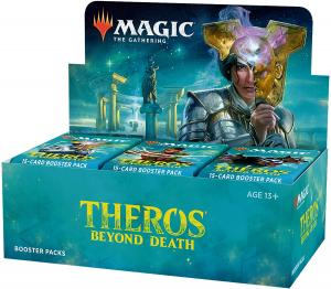 Magic, Theros Beyond Death, Display