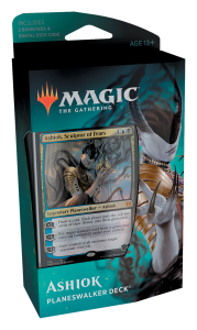 Magic, Theros Beyond Death, Planeswalker Deck – Ashiok