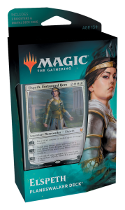 Magic, Theros Beyond Death, Planeswalker Deck – Elspeth