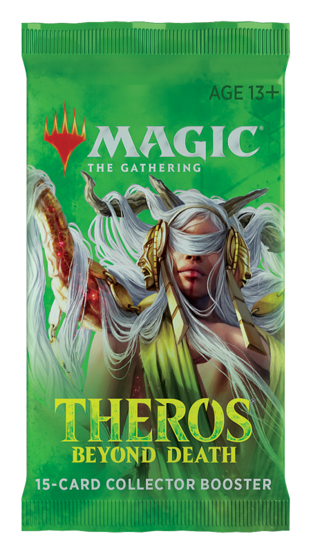 Magic, Theros Beyond Death, 1 Collectors Booster