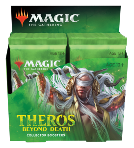 Magic, Theros Beyond Death, Collectors Booster Display