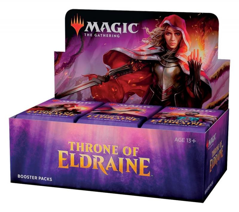 Magic, Throne of Eldraine, Display