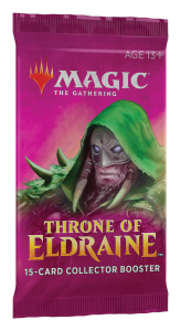 Magic, Throne of Eldraine, 1 Collectors Booster