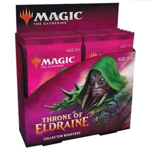 Magic, Throne of Eldraine, Collectors Booster Display