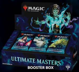 Magic, Ultimate Masters, 1 Display (24 Boosters)