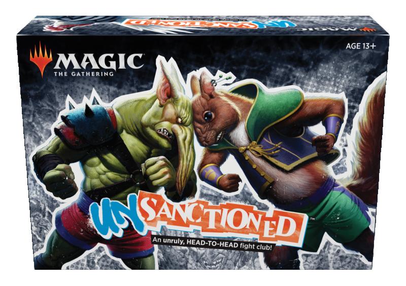 Magic, UNSANCTIONED Box set