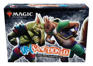 Magic, UNSANCTIONED Box set