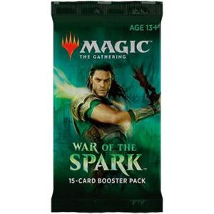 Magic, War of the Spark, 1 Booster