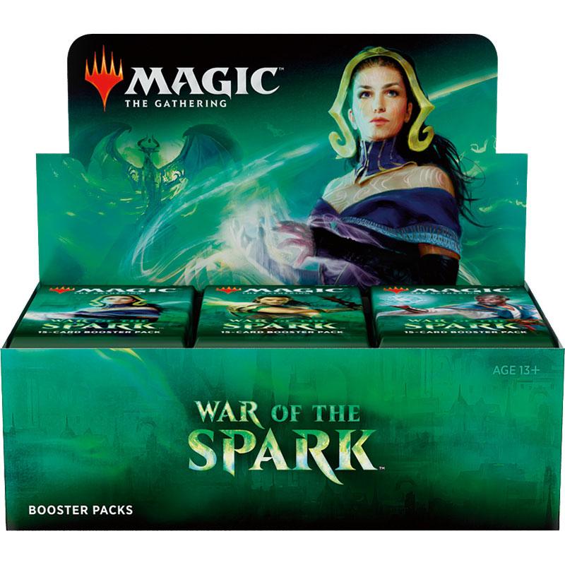 Magic, War of the Spark, Display