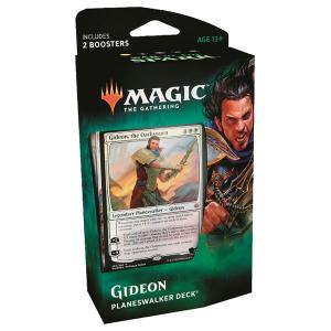 Magic, War of the Spark, Planeswalker Deck: Gideon