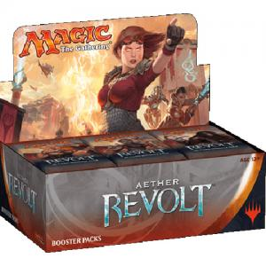 Magic, Aether Revolt, Display