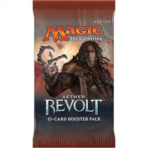 Magic, Aether Revolt, 1 Booster