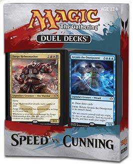 Magic, Speed VS Cunning, Duel Decks