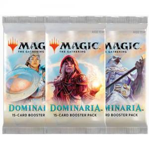Magic, Dominaria, 3 Boosters