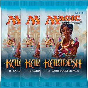 Magic, Kaladesh, 3 Boosters
