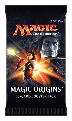 Magic, Magic Origins, 1 Booster