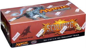 Magic, Scourge, 1 Display (36 Boosters)