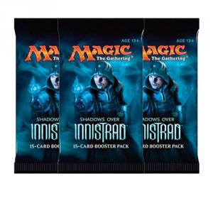 Magic, Shadows over Innistrad, 3 Boosters