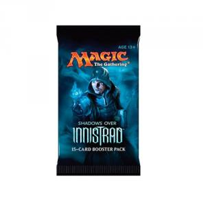 Magic, Shadows over Innistrad, 1 Booster