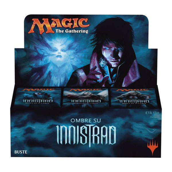 ITALIENSK - Magic, Shadows over Innistrad / Ombre Su Innistrad, Display - ITALIENSK