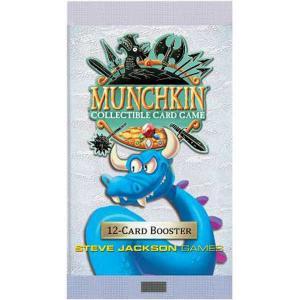 Munchkin CCG, 1 Booster