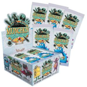 Munchkin CCG, 1 Display / Booster box