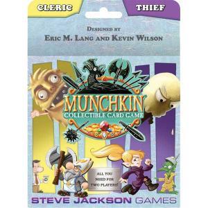 Munchkin CCG, Cleric & Thief Starter Set