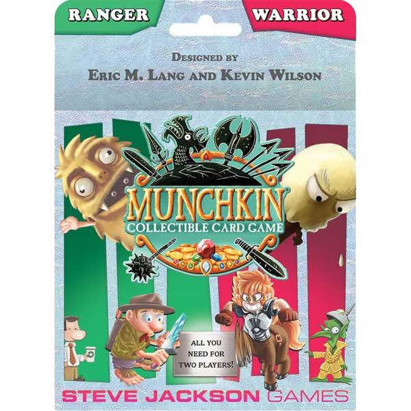 Munchkin CCG, Ranger & Warrior Starter Set
