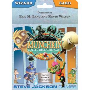 Munchkin CCG, Wizard & Bard Starter Set
