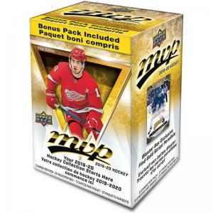 Sealed Blaster Box 2019-20 Upper Deck MVP Retail
