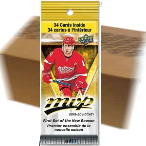 Hel Box 2019-20 Upper Deck MVP Fat Pack