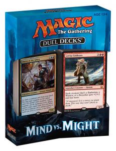 Magic, Mind vs Might, Duel Deck