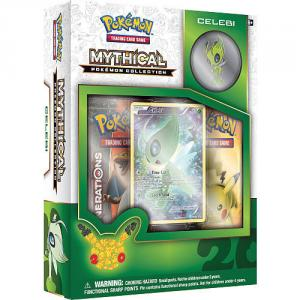 Pokémon, Mythical Celebi Collection