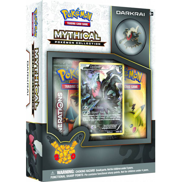 Pokémon, Mythical Darkrai Collection