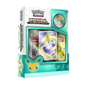 Pokémon, Mythical Jirachi Collection