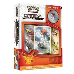 Pokémon, Mythical Keldeo Collection