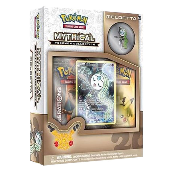 Pokémon, Mythical Meloetta Collection